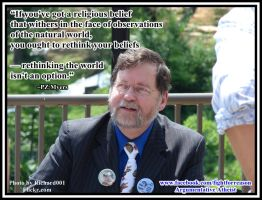 PZ Myers by AAtheist