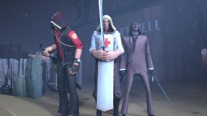 [SFM] Assassins by TheLisa120