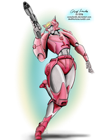 Elita-1 by: coreylandis by LadyElita-Arts