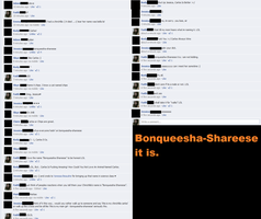 Bonqueesha-Shareese by Pink-Monsterz