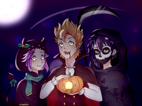 This Is Halloween by Peapup