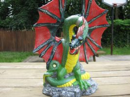 full view poison dragon by ponygirl74