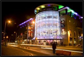 Cornerhouse, Nottingham by Wainson