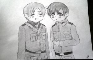 APH North and South Italy by MattnMello