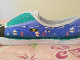 Super Mario Shoes pic. 3 by Sagojyousartpage