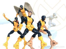 Marvel Legends - All-New X-Men by 0PT1C5