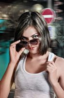 Fshion sun Glases by amadis33