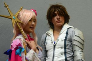 The Princess and the Knight by Sana-Kuja-cosplay