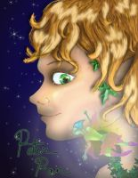 Peter Pan by kitathehalfblood