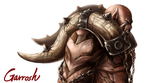 Garrosh Hellscream by hyperion1224