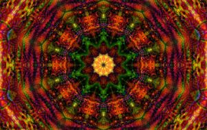 Mandala Mayhem 5 by Don64738