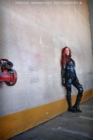 G.I. Joe - Scarlett cosplay 30 by ShadeNinja