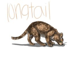7. Longtail by cucumberley
