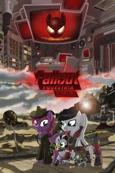 Fallout Equestria: Influx by Crystal-Eclair