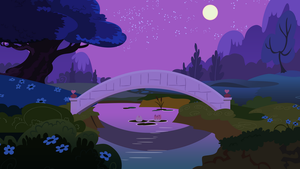Bridge Scene by Ironfruit