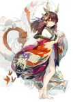 Puzzle and Dragons - Tsubaki by nnnnoooo007