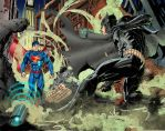 Batman Vs Superman by J-Skipper
