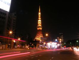Tokyo tower7 by kaz0885