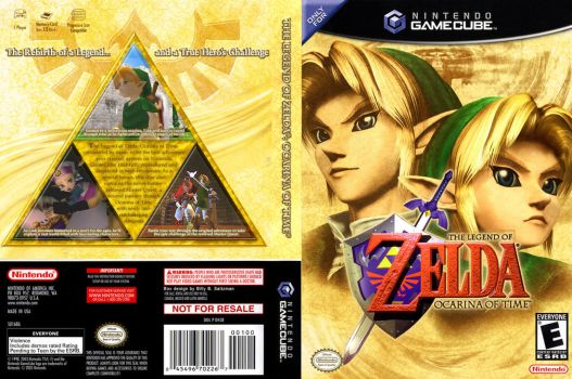 Ocarina of Time CBox Remixed by Billysan291