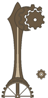 Nameless Keyblade by turpinator77