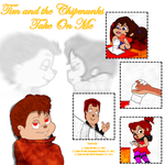 Tim and the Chipmunks - Take On Me by FireFoxOmicron