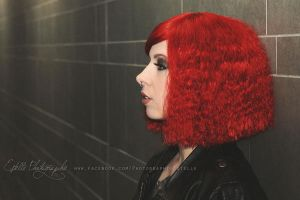 Red Bob by Estelle-Photographie