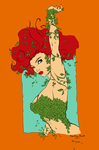 Poison Ivy by carloscamposart