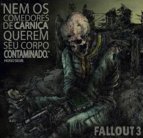 Fallout 3 by abacrombieink