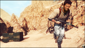 Uncharted 3 Drake by gamer1312