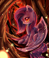Pinkamena by AquaGalaxy