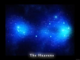 The Heavens 'Wallpaper' by Jaaku-Monkey