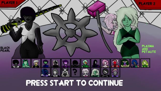 Press Start to Continue [SSOCT Round 1] by KemaTeller