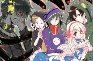 [F] Kagerou Project 1 by Lavender-Iced