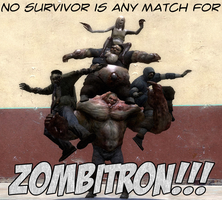 ZOMBITRON by ashcomics