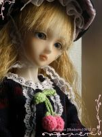 :BJD: Blueberry by Aikotchi