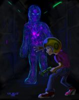 Commander Keen and the Shakadi by NetRaptor