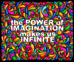 imagination power by CHIN2OFF