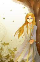 Glorfindel by domino-mine
