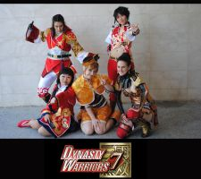 Dynasty Warriors 7 - Group by PancakeStacks