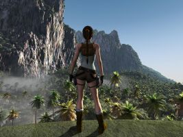 Lara Croft - Tomb Raider by silviu4mc