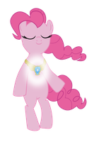 Elemental Pinkie Pie by pageturner1988