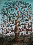 The Happy tree by MillerTanya