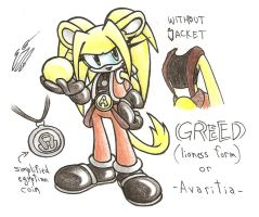Greed ref :redesign: by ChibiEmiAlvi