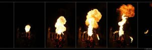 Firebreathers by foeo