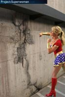 Ashley vs Wall by Project-Superwoman