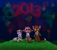 2013 by TempesDream