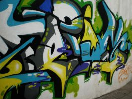 graffiti freedom by she-is-so-fly