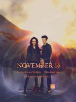 Breaking dawn 2. POSTER by ORLOVAkrap