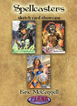 Eric McConnell Showcase - Spellcasters