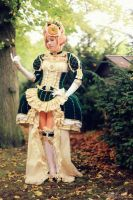 Sakizo Pumpkin Cosplay Costume for sale by CosTrader